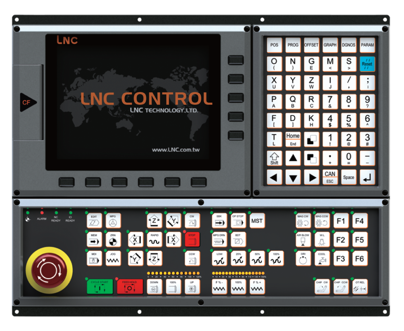 PC-Based CNC Controller