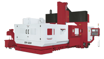 CNC Double Column Machine Centre